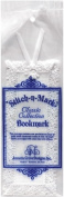 Lace Bookmark 18 Count 7.6cm x 20cm