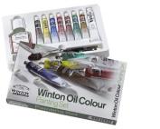 Winsor & Newton 1490627 Winton Oil Colour Painting Set