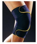 M-Brace 20R Knee Wrap - Blue - Size Regular