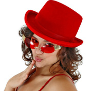 Elope 141408 Red Top Hat