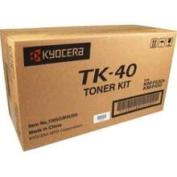 Kyocera TK40 Black Laser Toner Cartridge - 9 000 Pages