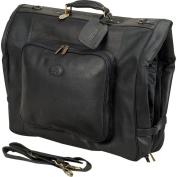 Claire Chase 216E-black Classic Garment Bag - Black