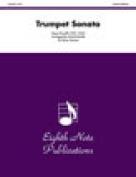 Alfred 81-BQ25199 Trumpet Sonata - Music Book