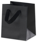 Bags & Bows by Deluxe 5845-0216 Broadway Black Manhattan Eco Euro-Shoppers - Case of 100