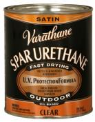 Rustoleum 242183H 0.9l Crystal Clear Spar Urethane Exterior Oil Based Satin