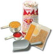 Benchmark USA 45004 Popcorn Starter Kit for 120ml poppers