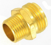 Gilmour .75in. X .75in. Brass Connectors 7MH7MP5P