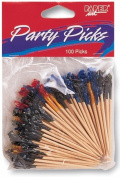 Paper Art 01-743 Party Picks 2-1/2 100/Pkg