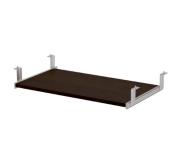Bestar 100830-1169 Pro-Biz Keyboard shelf in Chocolate