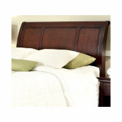 Home Styles 5537-501 Lafayette Queen-Full Sleigh Headboard
