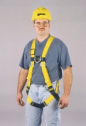 Miller by Sperian 493-850/UYK 850 Series Non-Stretch Harnesses
