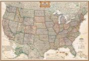 National Geographic RE00620116 United States Executive Map - Laminated
