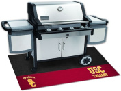 Fanmats 12131 University of Southern California Grill Mat 70cm . x 110cm .