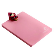 Blancho Bedding RMC001-PINK Lovely Doll-5 - Refrigerator Magnet clip - Magnetic Clipboard
