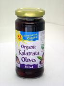 Mediterranean Organics 20677 Organic Kalamata Pitted Olives