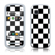 DecalGirl NN52-CHECKERS Nokia Nuron 5230 Skin - Checkers