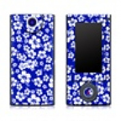 DecalGirl SBHD-ALOHA-BLU Sony Bloggie HD Skin - Aloha Blue