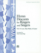 Alfred 00-11530 Hymn Descants for Ringers and Singers- Vol. II - Music Book