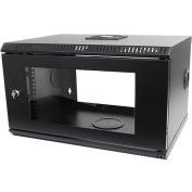 StarTech.com 6U 48cm Wall Mount Server Rack Cabinet with Acrylic Door