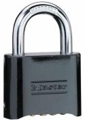 Master Lock Resettable Combination Padlock 178D