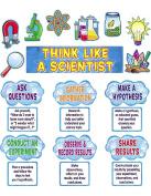 Teacher Created Resources 4867 Think Like a Scientist Mini Bulletin Board
