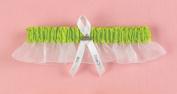 Hortense B. Hewitt 54867 09 Lime Prom Garter