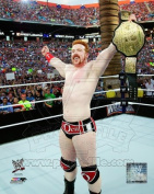 Photofile PFSAAOS05401 Sheamus WrestleMania XXVIII Action Photo Print -8.00 x 10.00