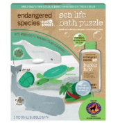 Endangered Species by Sud Smart Bath Puzzle Set