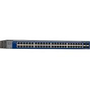 Netgear GS752TXS-100NAS Prosafe 48-Port Gigabit Smart Stackable Switch With 4 10G Sfp+ Slots