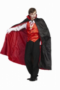 RG Costumes 75005 56 in. Full Length Reversible Cape