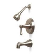 Premier Sonoma 120150 Single Handle Tub and Shower Faucet in Brushed Nickel