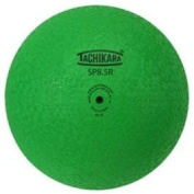 Tachikara USA SP85R.KL Tachikara SP85R 22cm . Rubber Playground Ball - Green