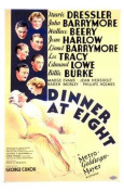 Liebermans MOV143359 Dinner At Eight - Poster 11x17