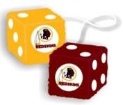 Casey 2324598007 Washington Redskins Fuzzy Dice