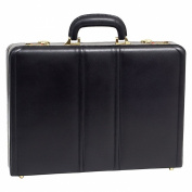 McKlein USA Daley Leather Attache Case
