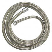 Kingston Brass H696CRI Kingston Brass H696CRI 96 in. Double Spiral Stainless Steel Hose Chrome
