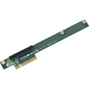 Supermicro RSC-RR1U-E8 Accessory 1U Universal SXB-E to PCI Express X9 Ready