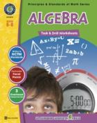 Classroom Complete Press CC3313 Algebra - Task and Drill Sheets