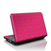 DecalGirl MWND-DOTS-PNK MSI Wind U100 Skin - Dots Pink