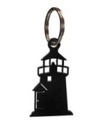 Village Wrought Iron KC-10 Lighthouse Key Chain