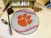 FanMats Clemson University Baseball Mat F0003720