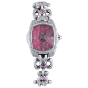 Hello Kitty CT. 7105LS-16M Stainless Steel Pink Watch