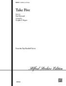 Alfred 00-WBHB9505 Take Five - Music Book