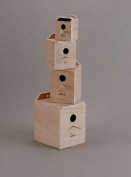 PREVUE PET PRODUCTS BPV1101 Finch Inside Nest Box