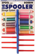 Blue Feather SPBF Spooler Spool And Bobbin Storage System