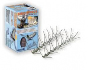 Bird-X STS-10-R 10 Stainless Steel Bird Spikes Kit
