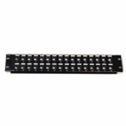 Cables To Go 03859 BLANK KEYSTONE-MULTIMEDIA PATCH PANEL 24-PORT