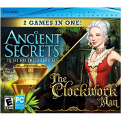 Clockwork Man and Ancient Secrets