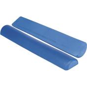 Aeromat 33860 90cm . Half-Round Foam Roller- Blue