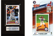 C and I Collectables 11INDIANSFP MLB Cleveland Indians Fan Pack